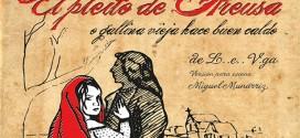 """Teatro: La Nave teatro y Limboescena, """"El pleito de Areúsa o gallina vieja hace buen caldo"""" – Vier. 26 de septiembre 20h"""