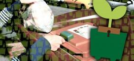 El próximo lunes 24 comienza la recogida de materia orgánica con el quinto contenedor en Zizur Mayor
