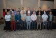 Firma del convenio del Ayuntamiento de Zizur con la MCP en el patio del Civivox Condestable.